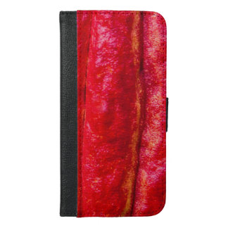 cocoa pod red iPhone 6/6s plus wallet case