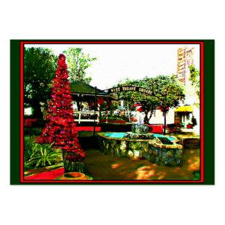 Cocoa Village, FL Xmas 2004~1  by jGibney  ATC ~OE Business Card Template
