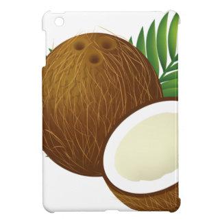 Coconut Cartoon iPad Mini Covers
