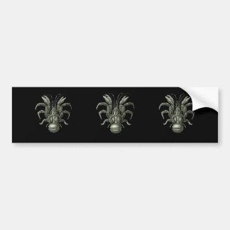 Coconut Crab Bumper Sticker