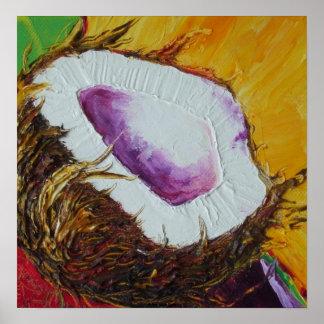 Coconut Fine Art Poster