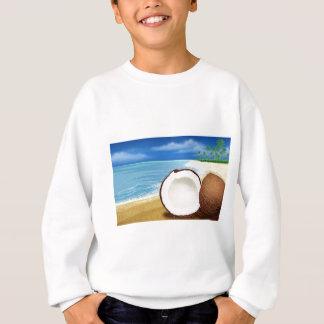Coconut Getaway Sweatshirt