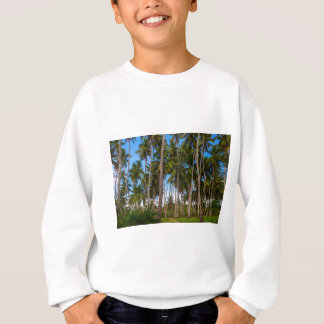 Coconut Jungle Paradise Sweatshirt
