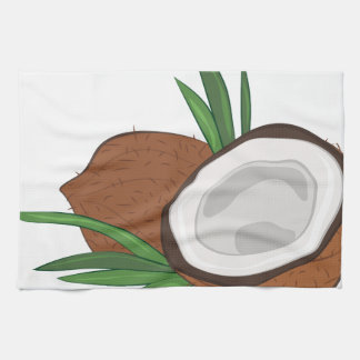 Coconut Kitchen Towel