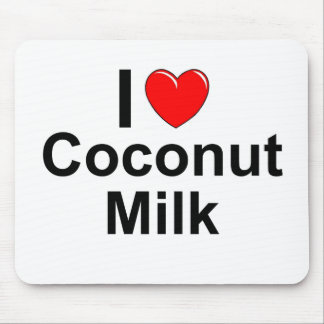 Coconut Milk Mouse Pad