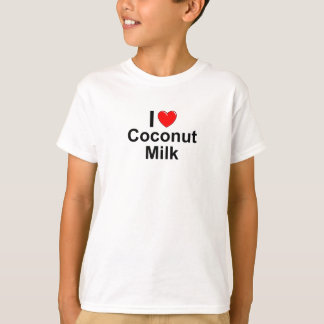 Coconut Milk T-Shirt