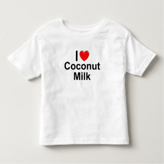 Coconut Milk Toddler T-shirt