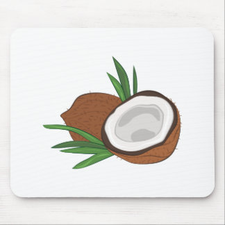 Coconut Mouse Pad