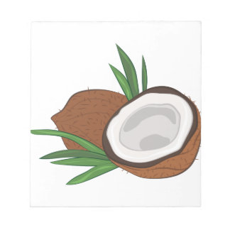 Coconut Notepads
