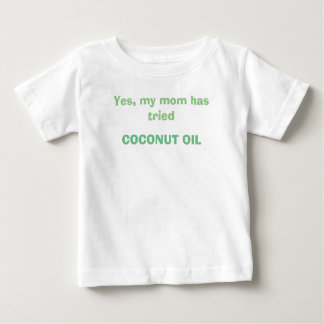 Coconut Oil Shirt for Skin Problems