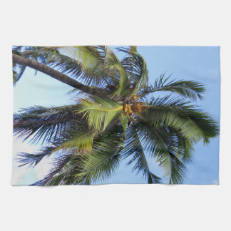 Coconut Palm Kitchen Towel