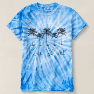 Coconut Palm Trees Key West Florida T-shirt