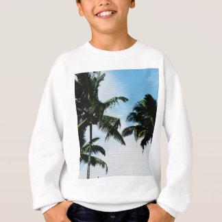Coconut palms sweatshirt
