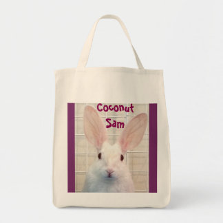 Coconut Sam Tote Bag