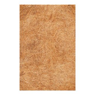 Coconut texture stationery