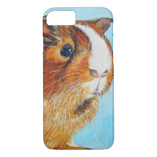 Coconut the Guinea Pig iPhone 8/7 Case