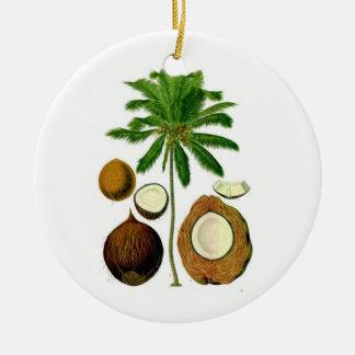 Coconut Tree Ornament