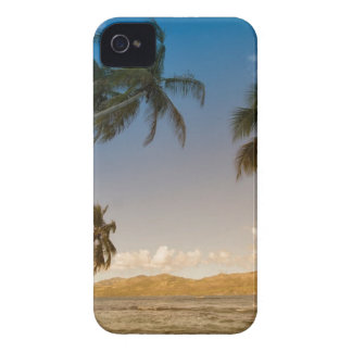 Coconut Trees in Sea Shore during Daytime Case-Mate iPhone 4 Cases