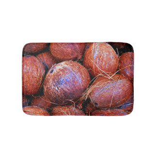Coconuts In A Shell Bath Mat