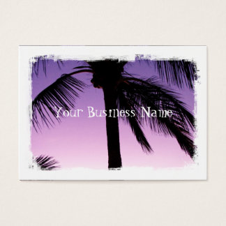 Coconuts in the Wind Business Card