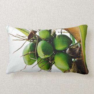 Coconuts - Lumbar Pillow - Tropical Island