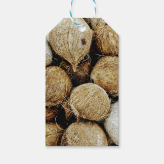 Coconuts Pack Of Gift Tags