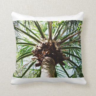 Coconuts - Throw Pillow - Tropical Island