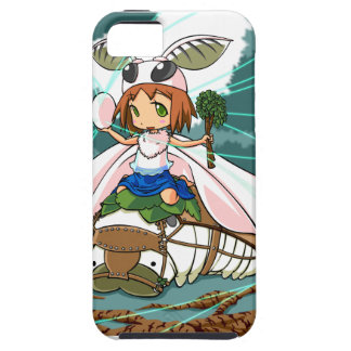 Cocoon God! Silkworm English story Tomioka Silk iPhone 5 Cases