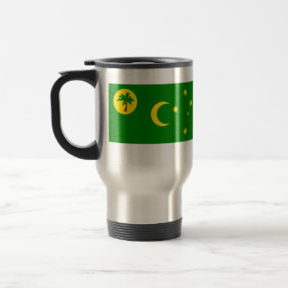 Cocos Islands, Australia flag Travel Mug