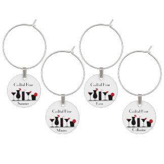 COCTAIL HOUR WINE CHARMS