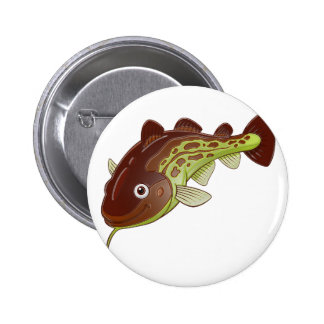 Cod 2 Inch Round Button