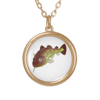 Cod Gold Plated Necklace