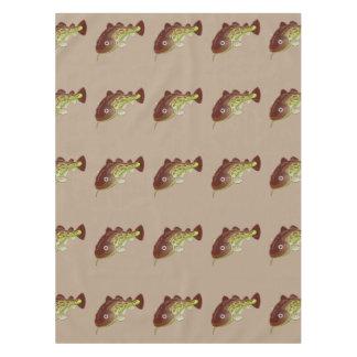 Cod Tablecloth