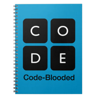 Code-Blooded Notebook