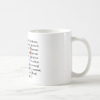 """Code Blue is Coming!""--Nurse Story Art Gifts Coffee Mug"