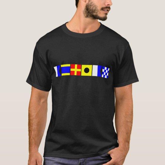 Code Flag Adrian T-Shirt