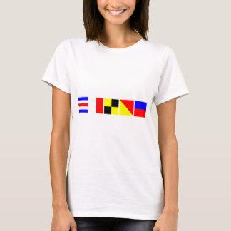 Code Flag Chloe T-Shirt