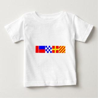 Code Flag Henry Baby T-Shirt