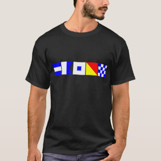 Code Flag Jason T-Shirt