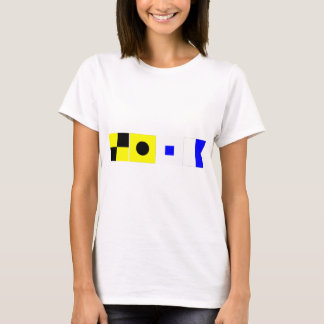 Code Flag Lisa T-Shirt