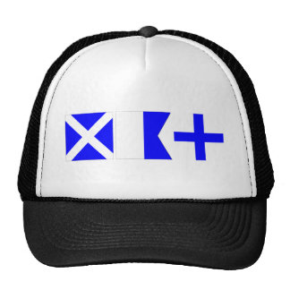 Code Flag Max Trucker Hat