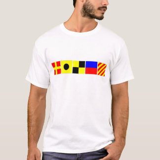 Code Flag Riley T-Shirt
