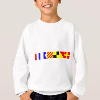 Code Flag Taylor Sweatshirt
