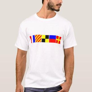 Code Flag Tyler T-Shirt