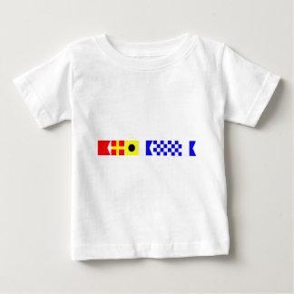 Code Flan Brianna Baby T-Shirt