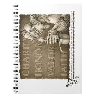 Code of Chivalry Note Book