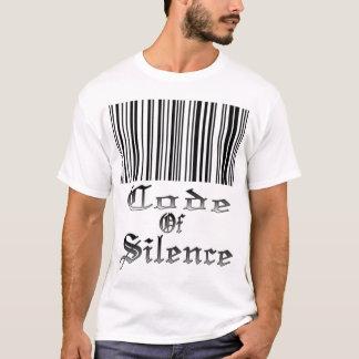 Code Of Silence T-Shirt