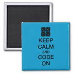 "Code.org ""Keep Calm and Code On"""