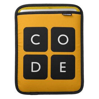 Code.org Logo iPad Sleeve