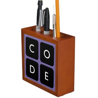 Code.org Logo Pencil/Pen Holder